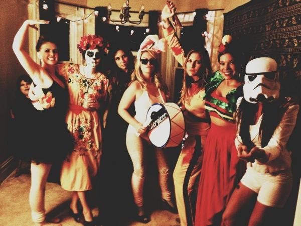 storm trooper costume womens