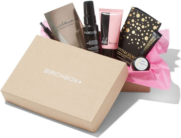 birchbox subscription review
