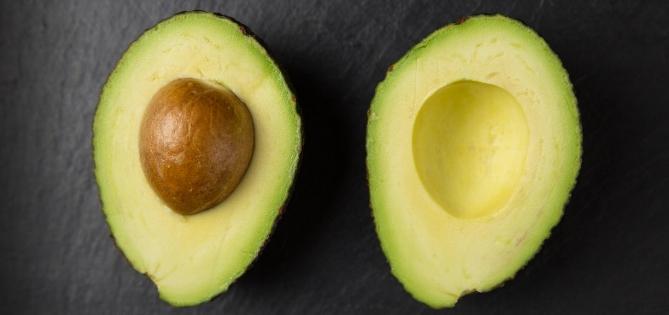 kourtney kardashian's avocado pudding