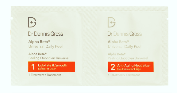 dr gross universal daily peel review
