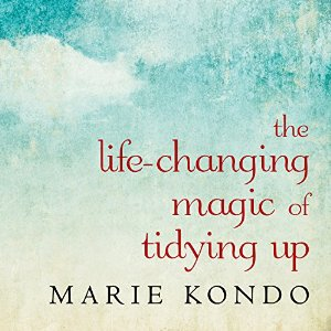The life-changing magic of tidying up by Marie Kondo