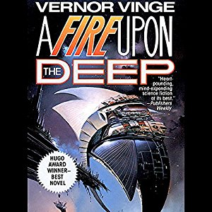 A Fire Upon the Deep by Verner Vinge