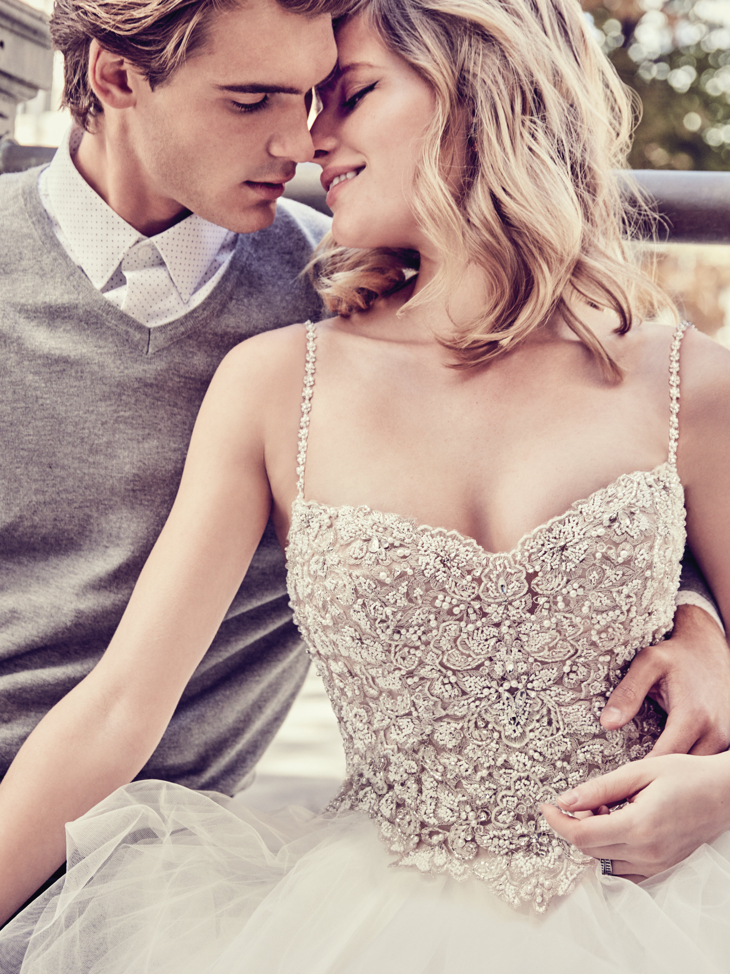ON A BUDGET? - We have an extensive range of gowns available off the rack starting from just $599. Only available in store to view.Appointments are recommended.