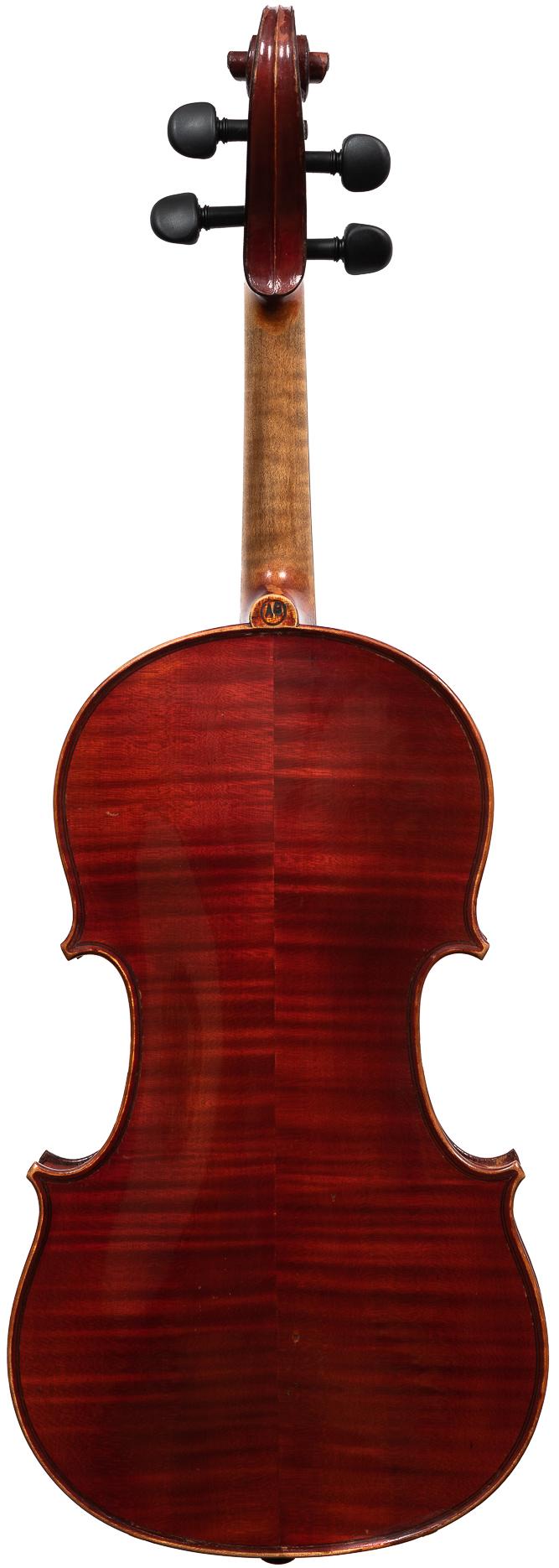 Violin Labeled 'Acoulon & Blondelet', Paris, 1920s