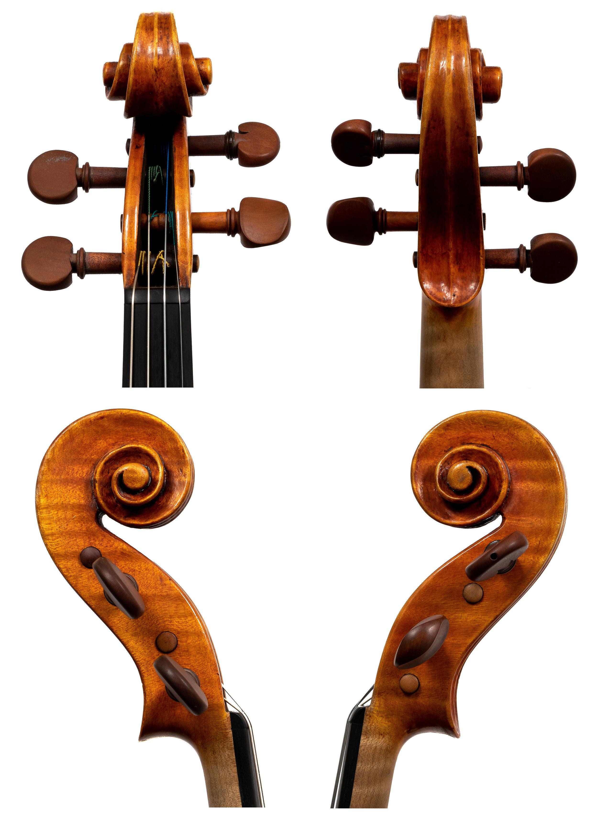 Matsuda Violin, Barrington, 2013