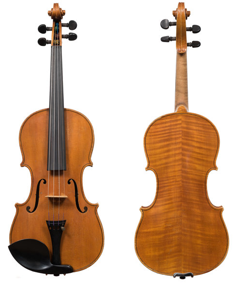 Copy of Copy of Pfretzschner Violin