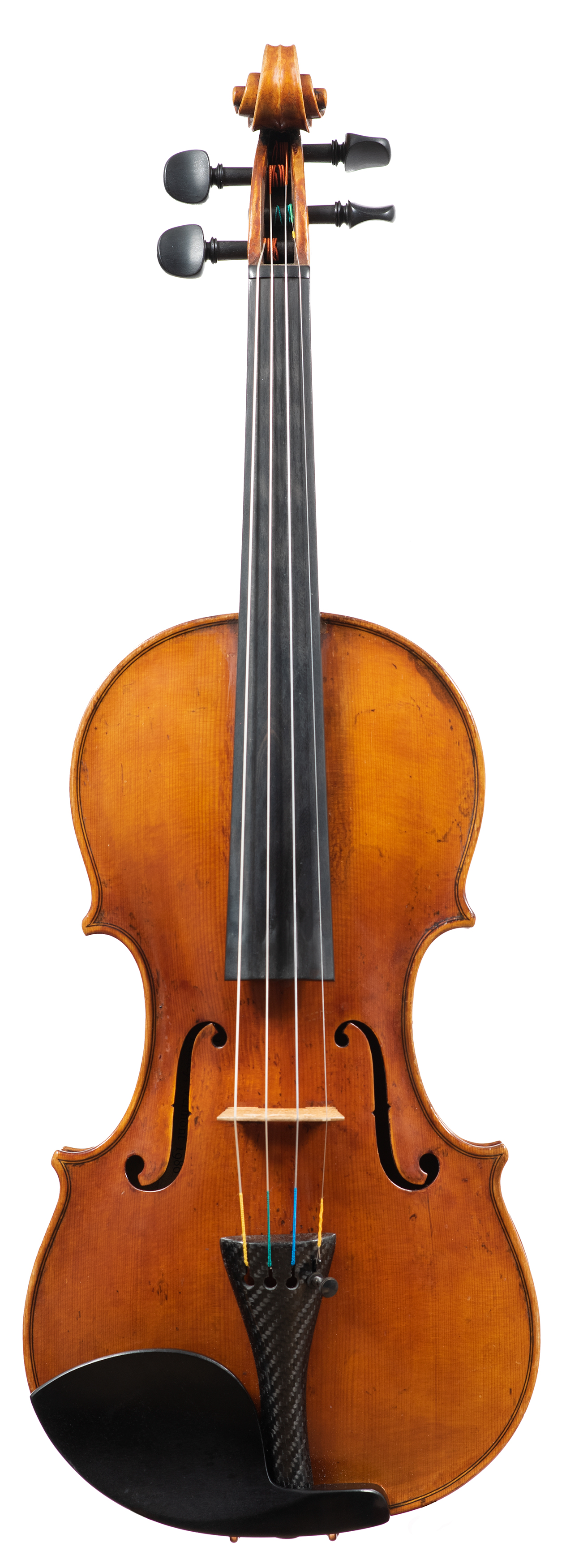 Douglas Cox Violin, 1987, Putney, VT_Front.jpg