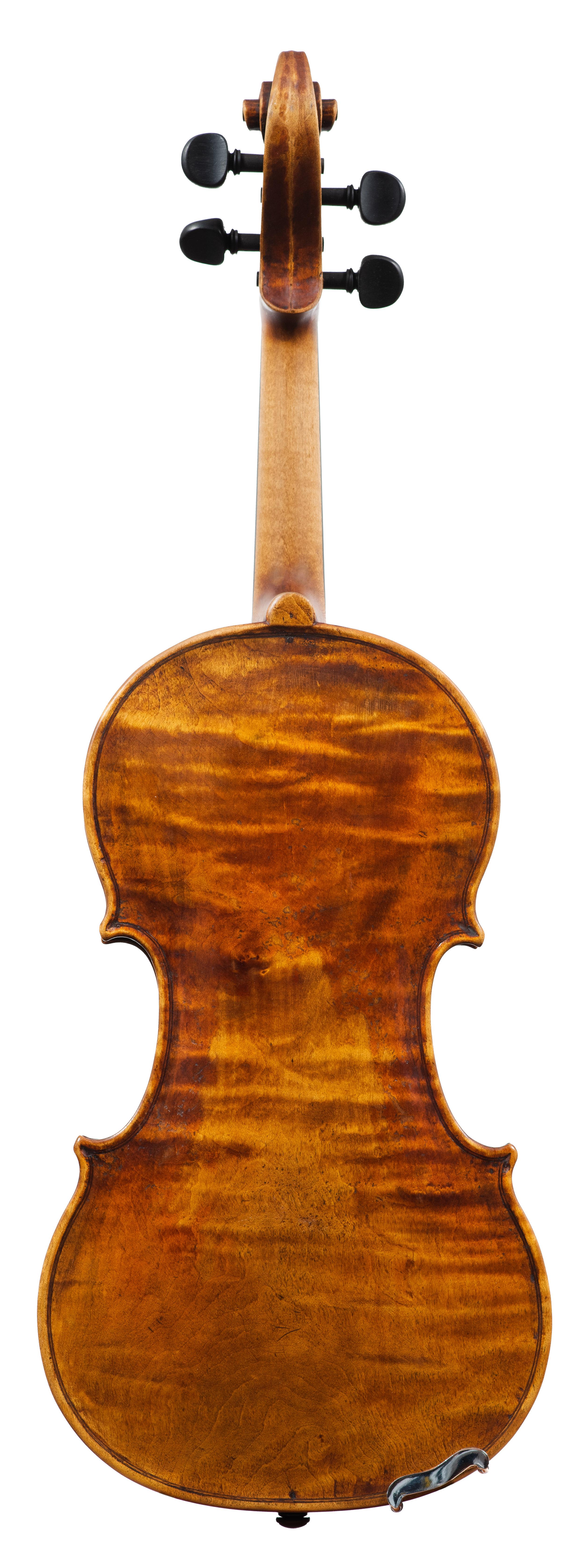 Jordan Hess Violin, 2018, Salt Lake City, UT_Back.jpg