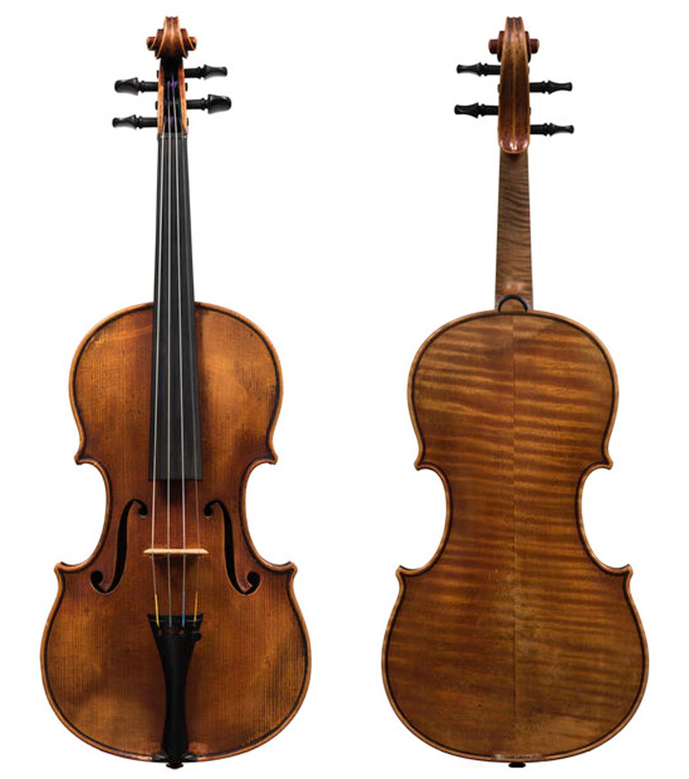 Martinelli Violin