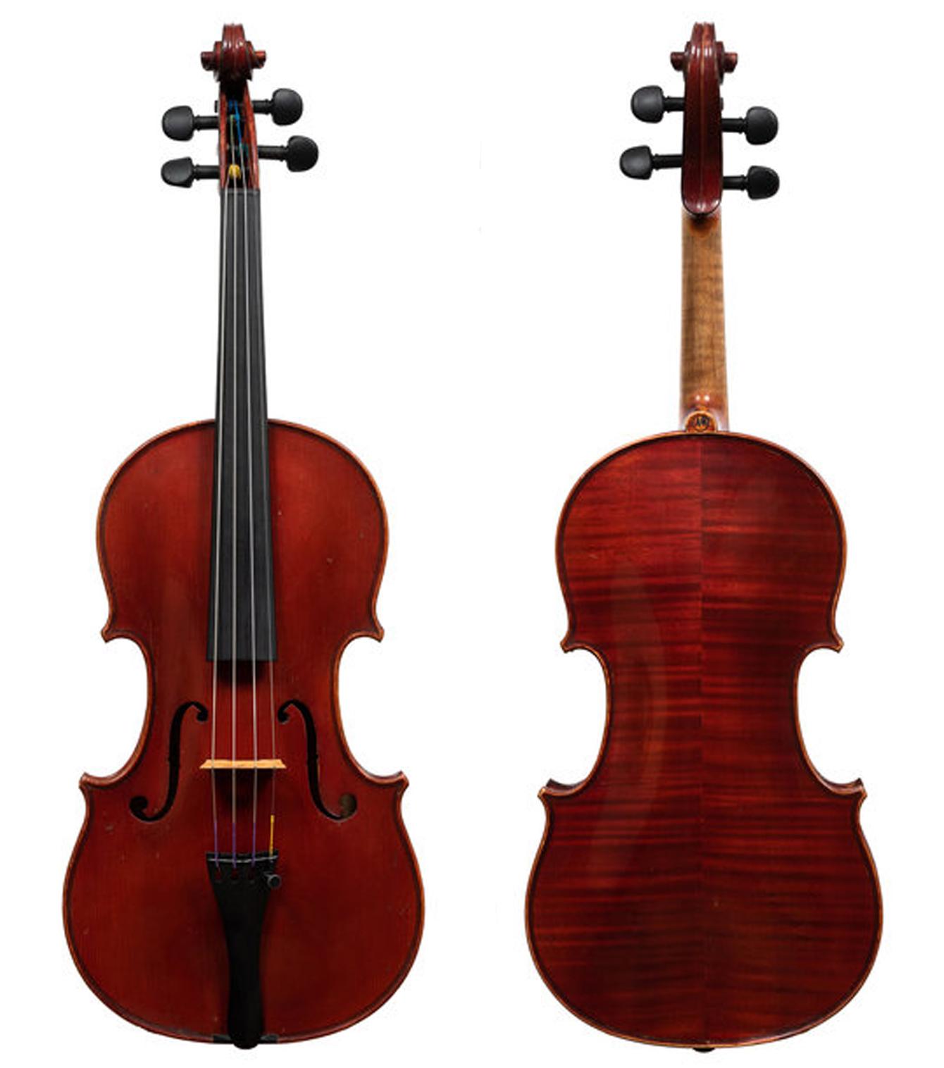 Acoulon & Blondelet Violin