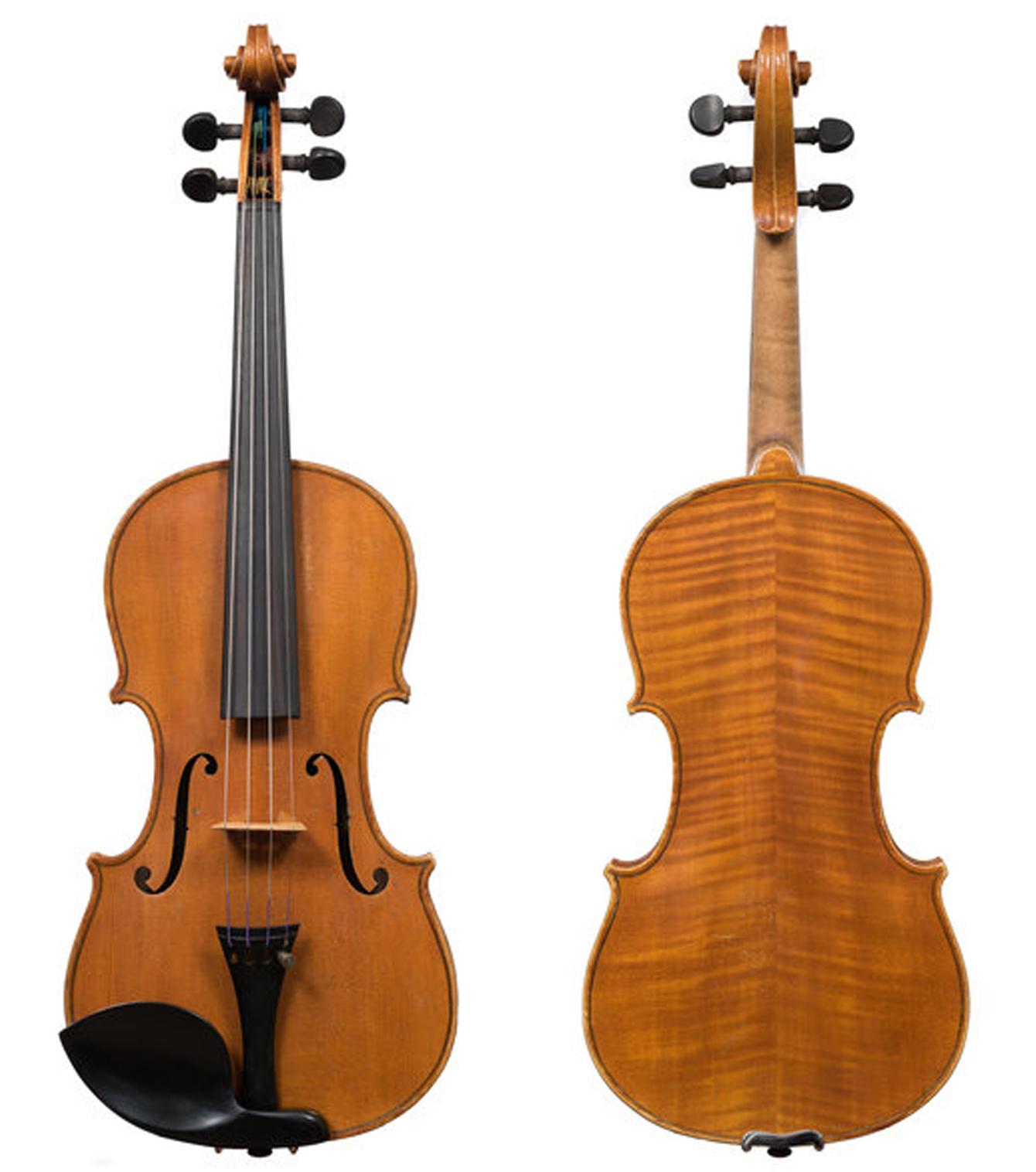 Pfretzschner Violin