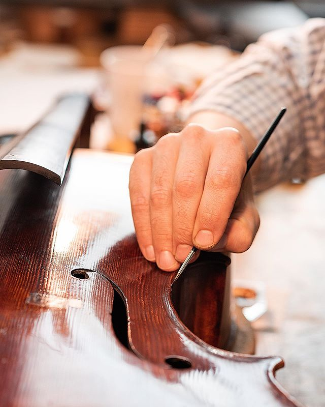 • • • • • • #violin #luthier #violinshop #viola #cello #woodworking #classicalmusic