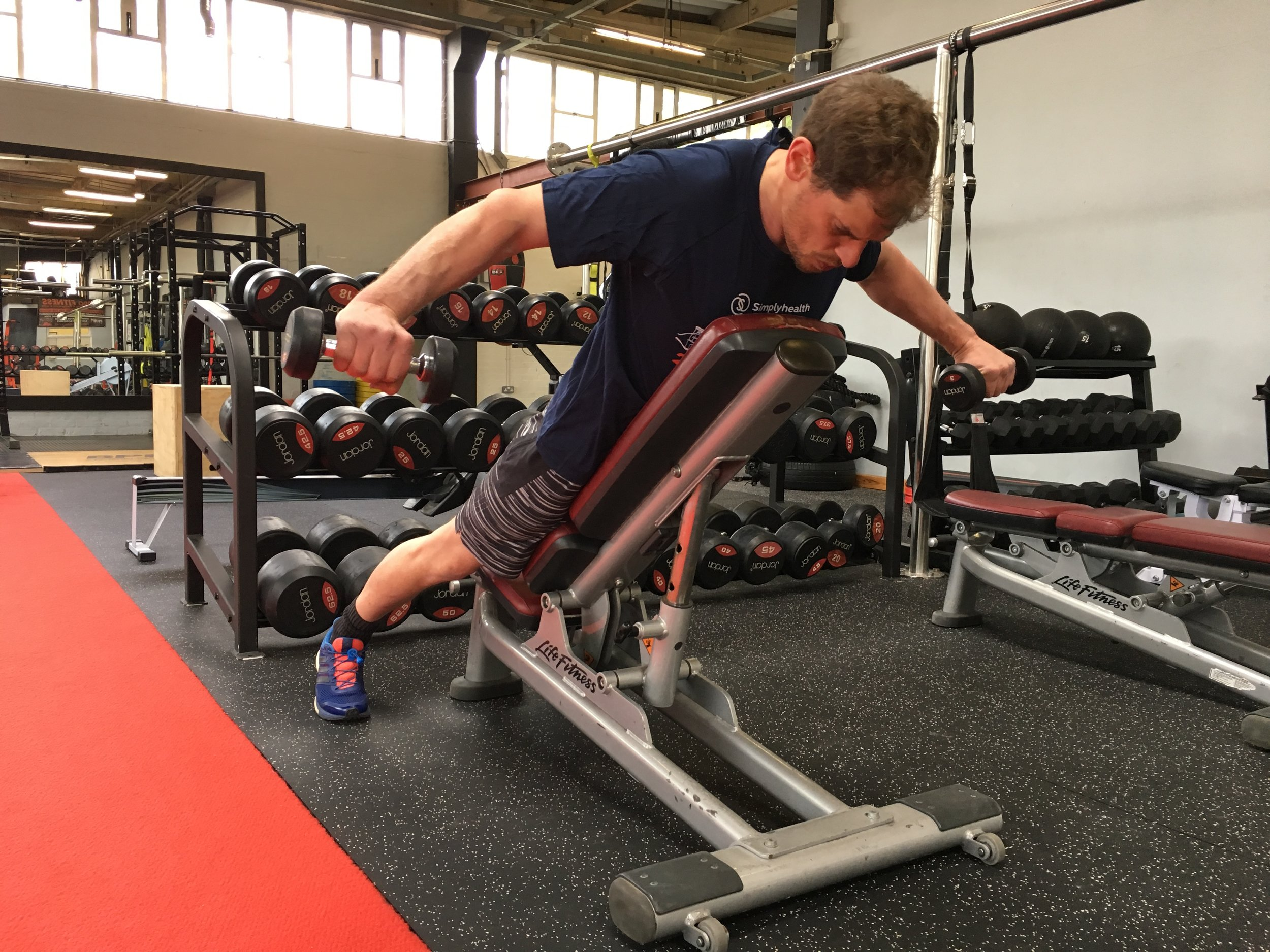 Bespoke Training. - Training sessions are tailored to suit your ability and needs. Expect to be put through your paces with master trainers helping you through the challenges programmed sessions.
