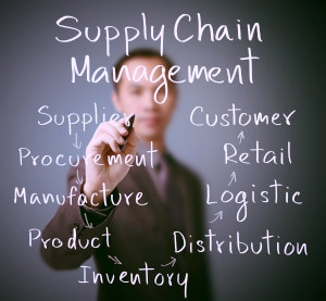 - Freight forwarding has served its time admirably but survival in today's commercial jungle requires the insight and adaptability of supply chain management.