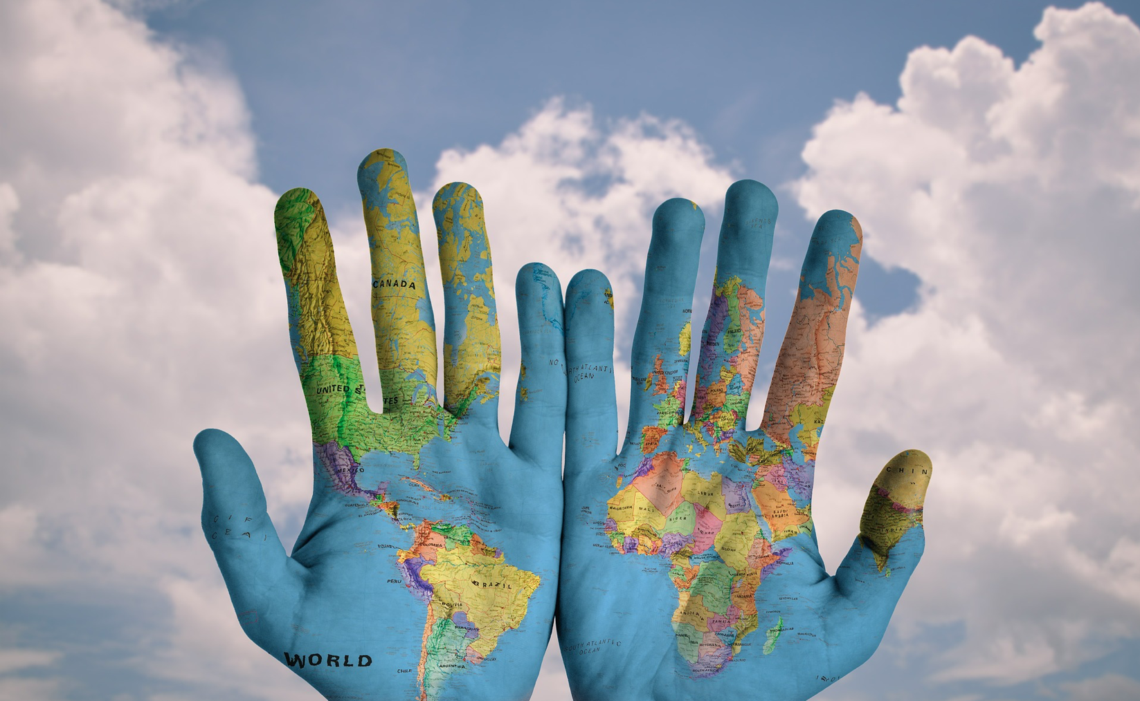 Our supply chains put the world in the palm of your hands.