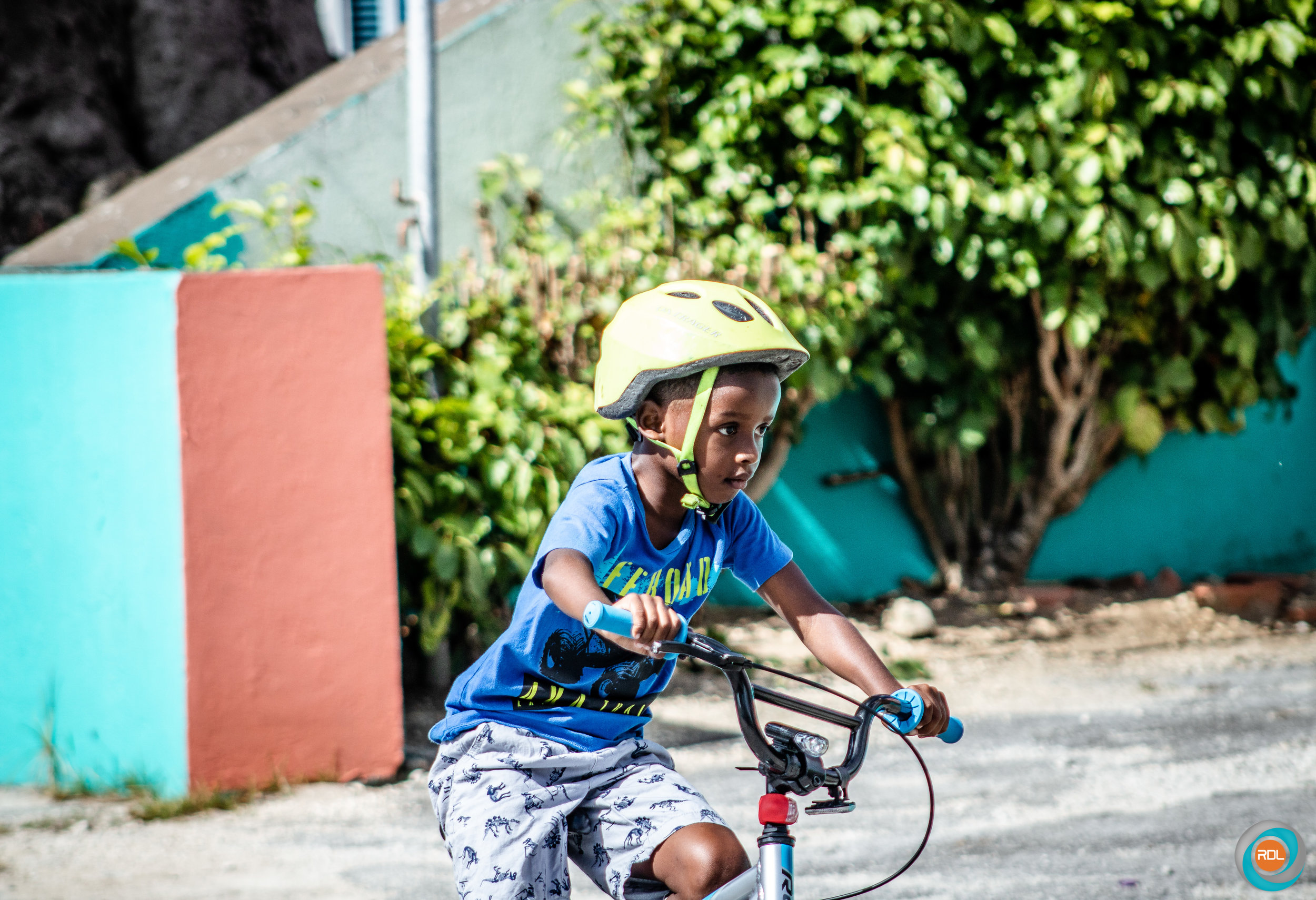 The BMX 7 and under category was represented by independent cyclist Dylan Headley.