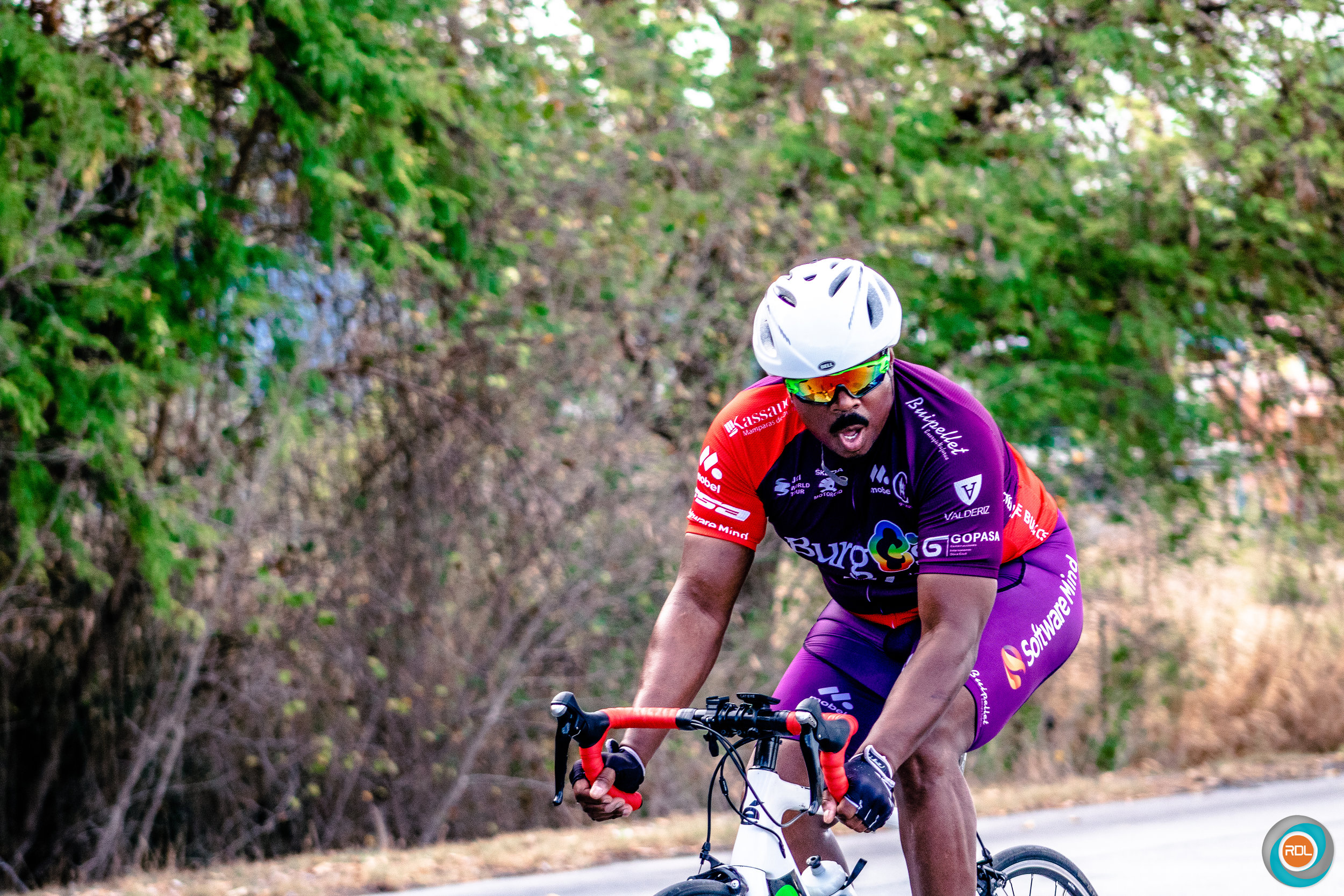 RDL Eagle Trade's Logistics Director, Collis Williams, competed in his first cycling road race at the Barbados National Senior Games. The event was open to persons 40 years and older.  Download ⤓