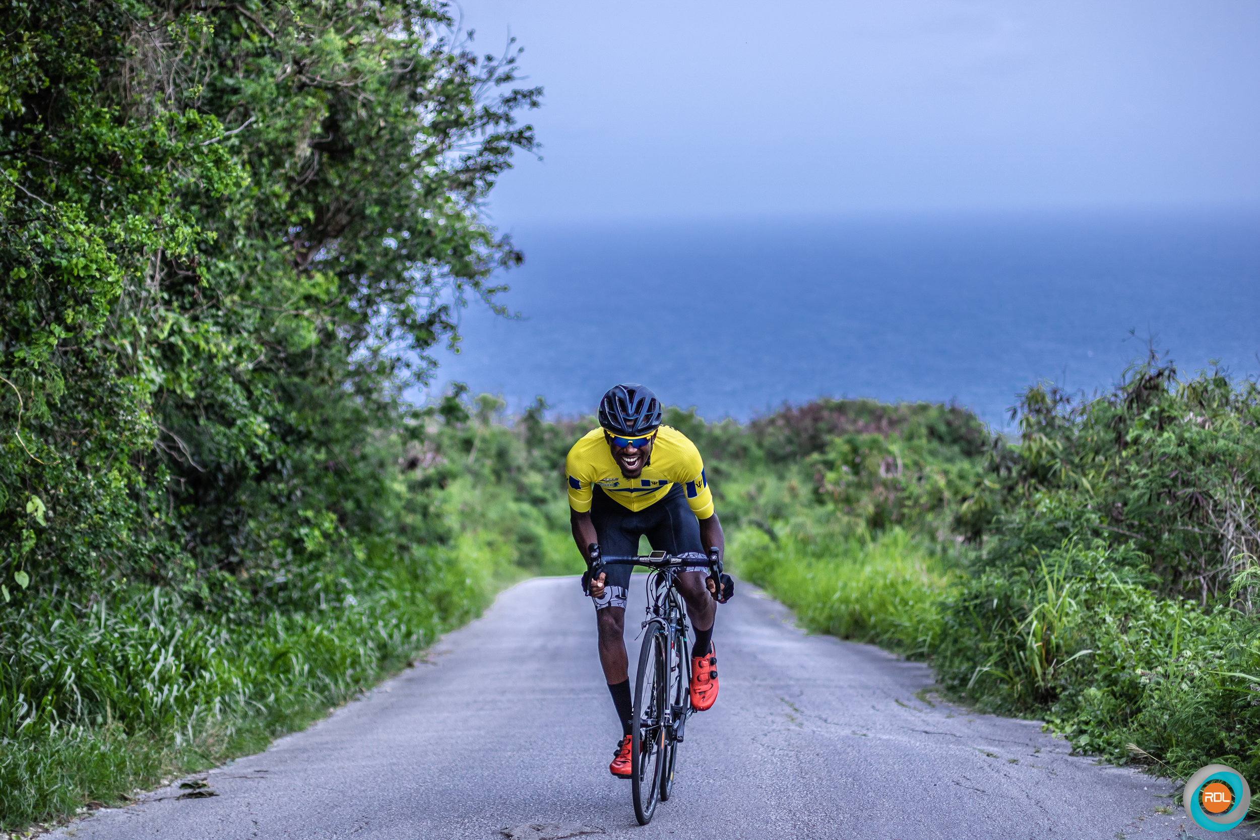 Vanderpool considers himself to be a climber, that is someone who excels more in hills, although he does like a good sprint as well. He is looking forward to the challenge presented by Martinique's mountainous terrain.
