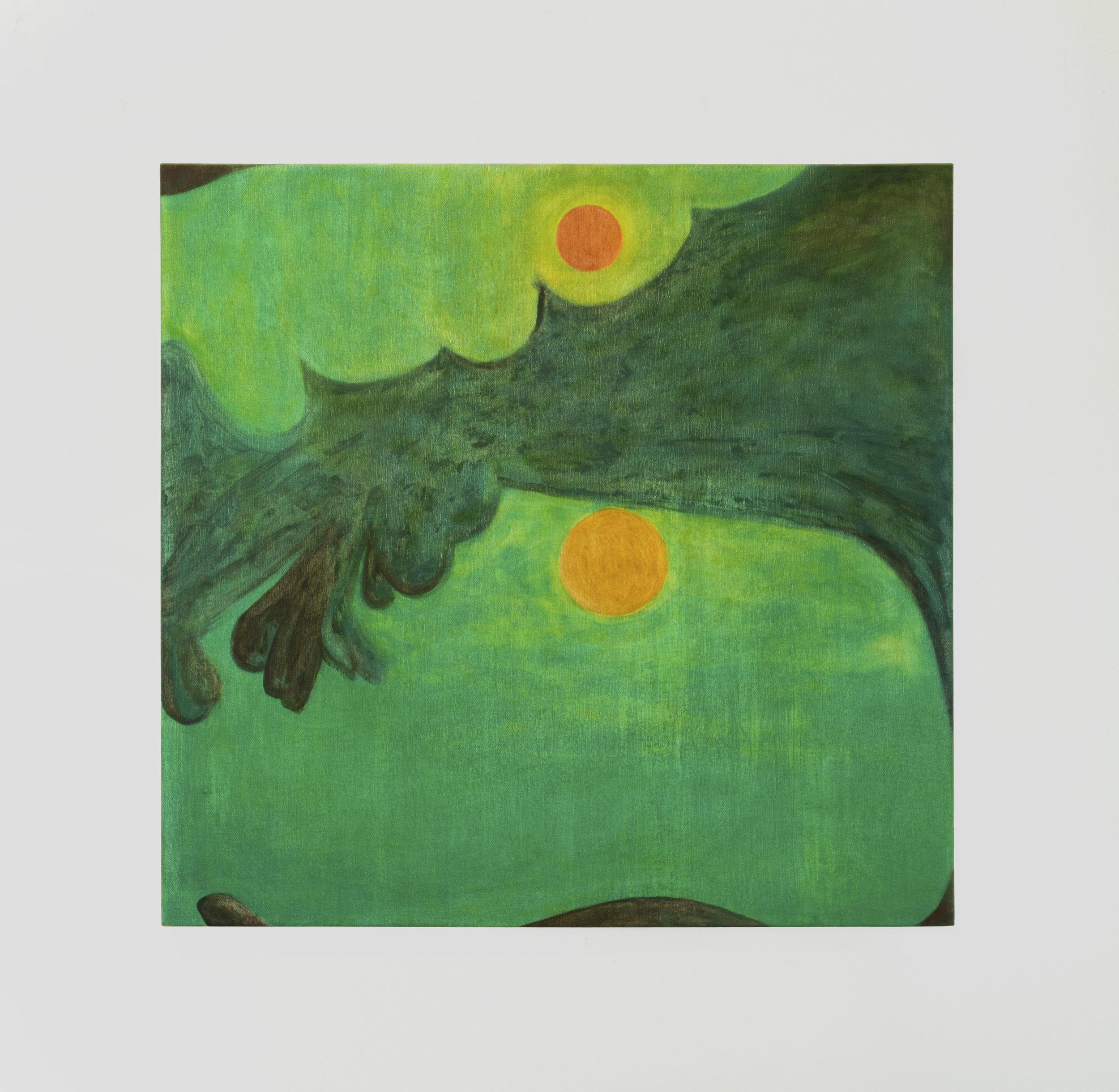 "Spencer Carmona ""Orange Suns"""