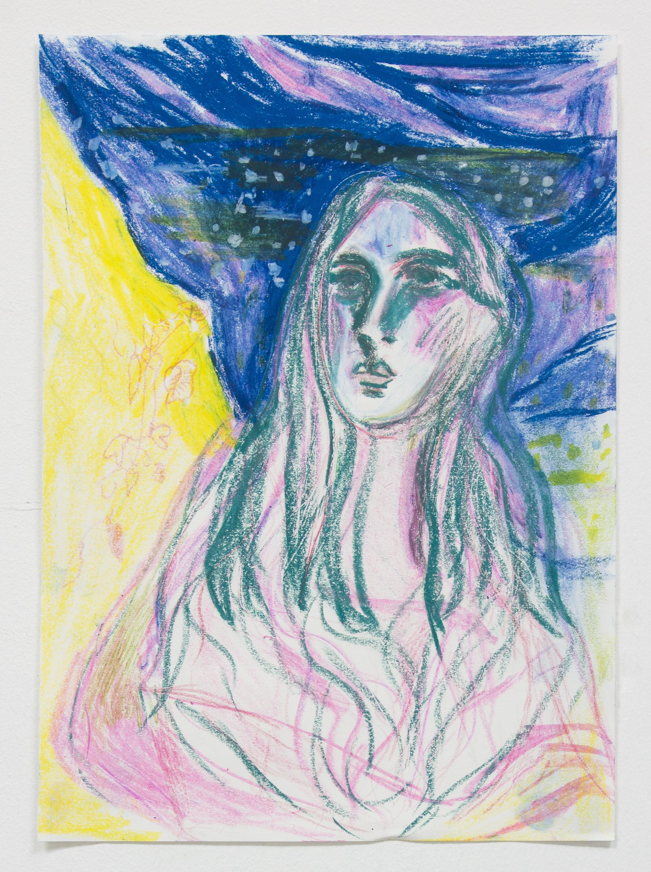 "Jessica Williams ""Mona Lisa"""