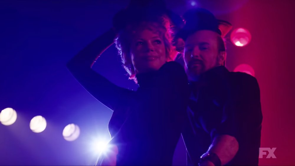 The upcoming FX series  Fosse/Verdon  will explore the relationship between stage icons Bob Fosse (Sam Rockwell) and Gwen Verdon (Michelle Williams).