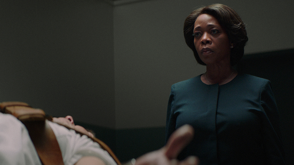 Alfre Woodard stars in  Clemency.