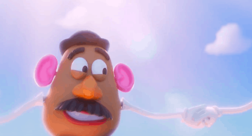 Don Rickles died in 2017, but his voice will still bring Mr. Potato Head to life in  Toy Story 4 .