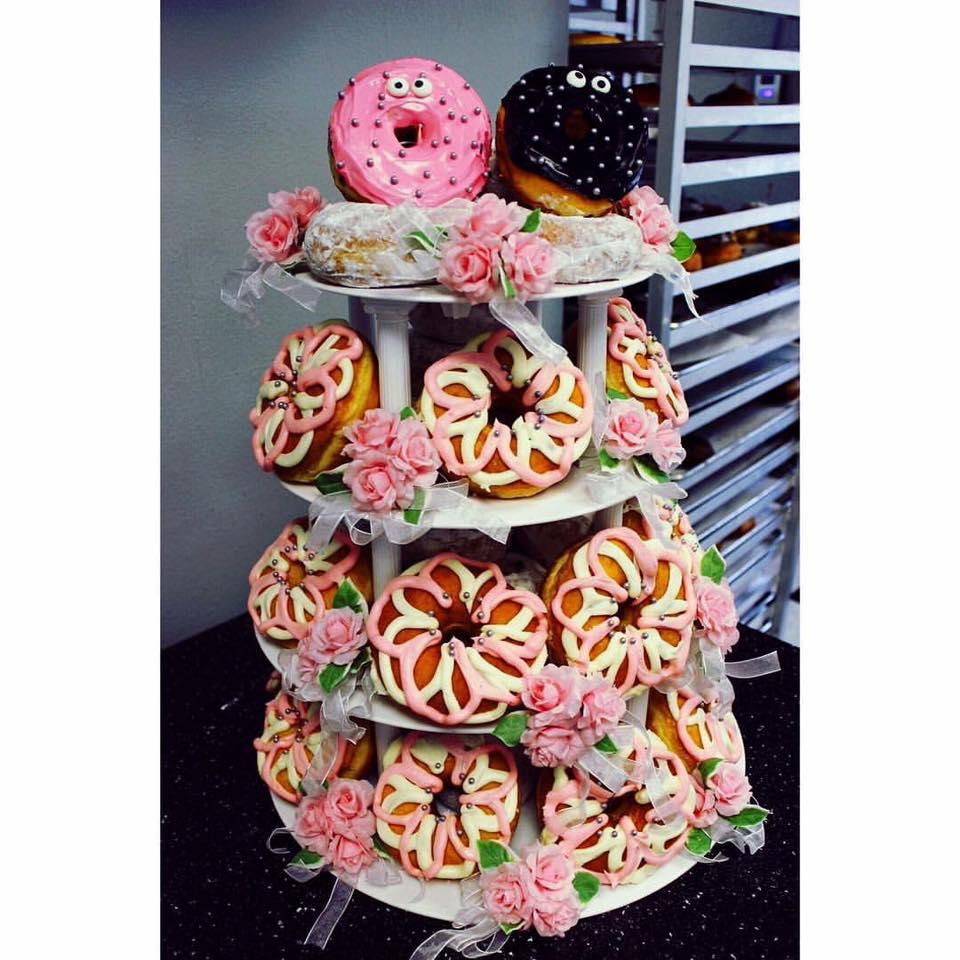 Bridal Shower or Wedding Cake