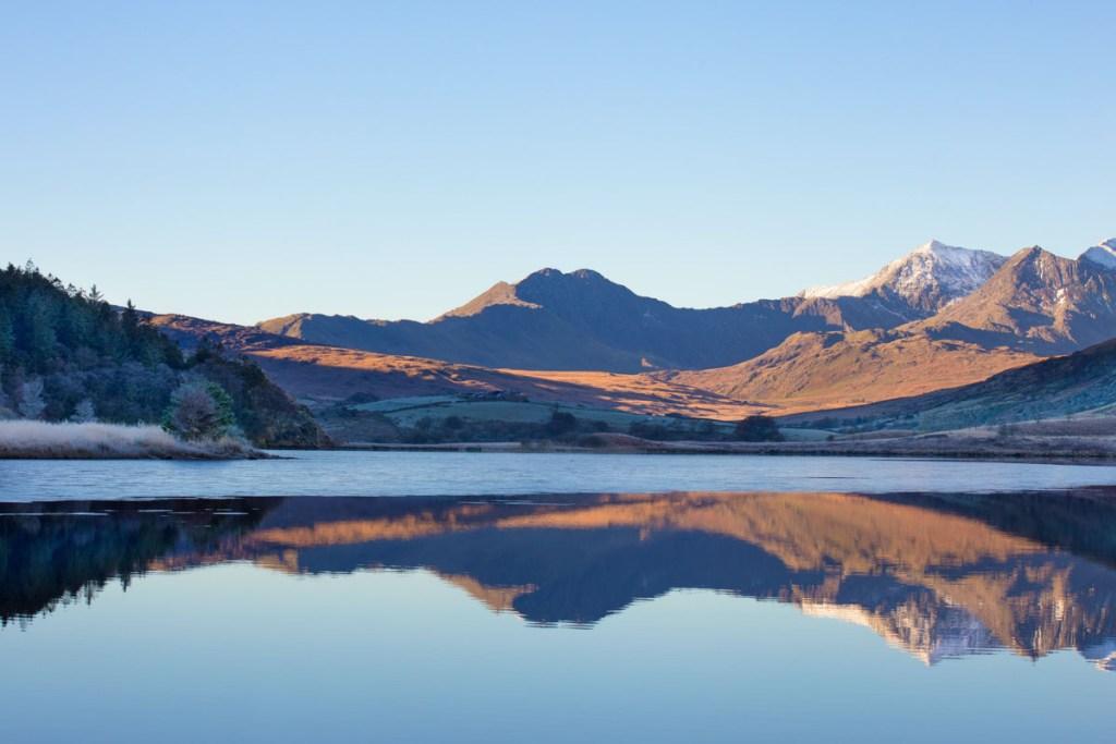 March — Capel Curig, Snowdonia — Neil Thomas