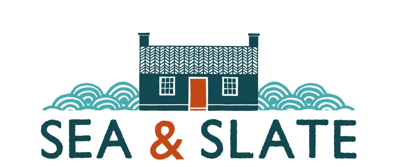 Sea & Slate Holiday Cottages with Heart. - 'Reconnect with yourself and with nature - our properties are set in some of the most beautiful locations in Wales. Babbling brooks, white sandy beaches, an abundance of wildlife, and breathtaking scenery - all on your doorstep - places to sleep, dream and inspire.Every property is unique and bursting with character - we've hand picked the best just for you.  All of them tried and tested by us. Being based in Wales, our local knowledge and ten years of expertise in the business, means we can personally create your own 'tailor-made' and perfect holiday experience.Whether it's a romantic retreat, a family beach holiday, a celebration or time out with friends, an inspiring adventure   or you simply want to slip into an oasis of calm. You'll find it with Sea and Slate. We are an ethical company and use locally sourced products where possible.
