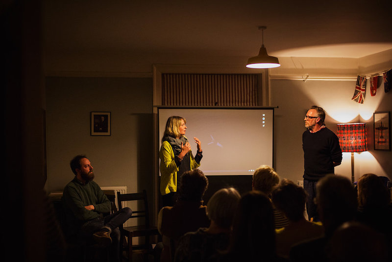 JWRNAL PRESENTS CREATIVE CONVERSATION -