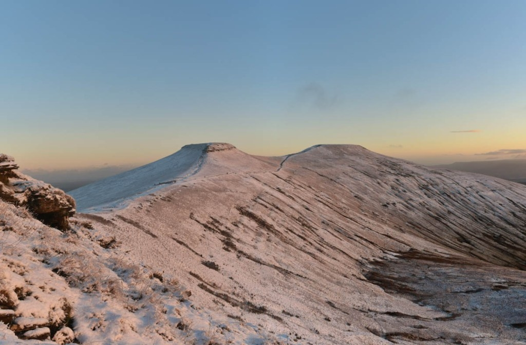 January — Brecon Beacons — Adam Tatton-Reid  See Adam's instagram  here