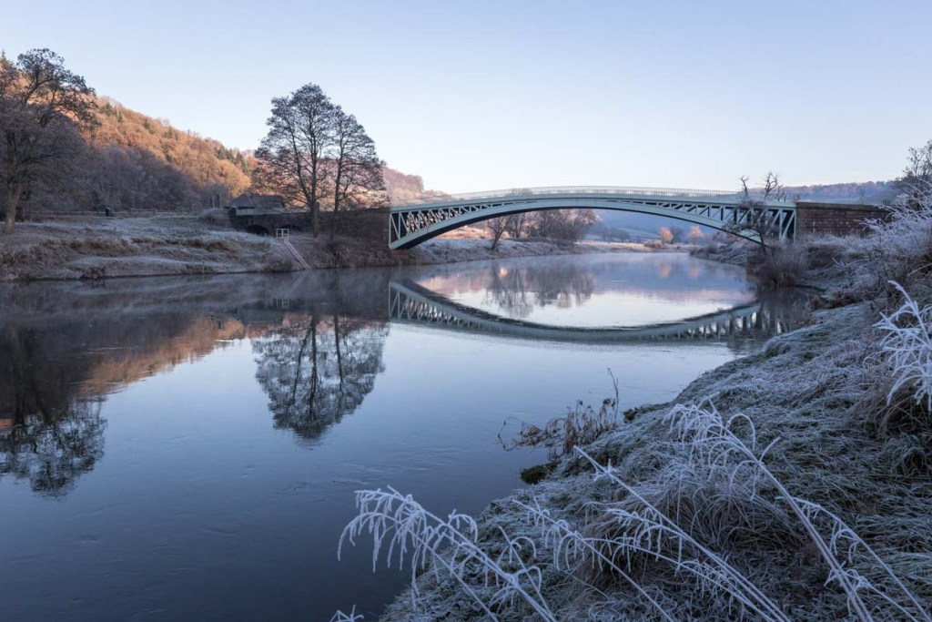 February — Bigsweir Bridge, Wye Valley — Adam Handley  Follow Adam on instagram  here