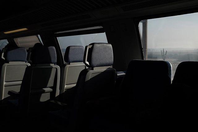 Przelotny romans z X-Pro 2 / XF 23mm F2, który na tyle pozostał mi w pamięci że kiedyś pewnie się zrealizuje. Deutsche Bahn - 2017 #fujixpro2 #fujix #deutschebahn