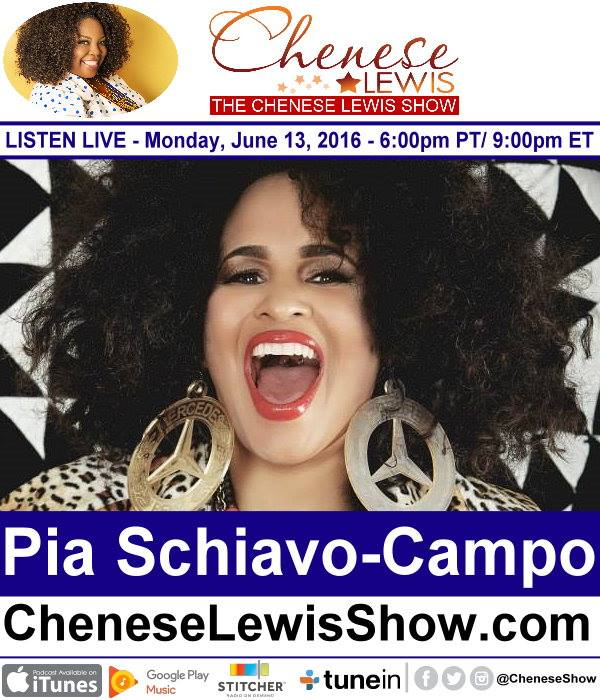 Chenese Lewis Show