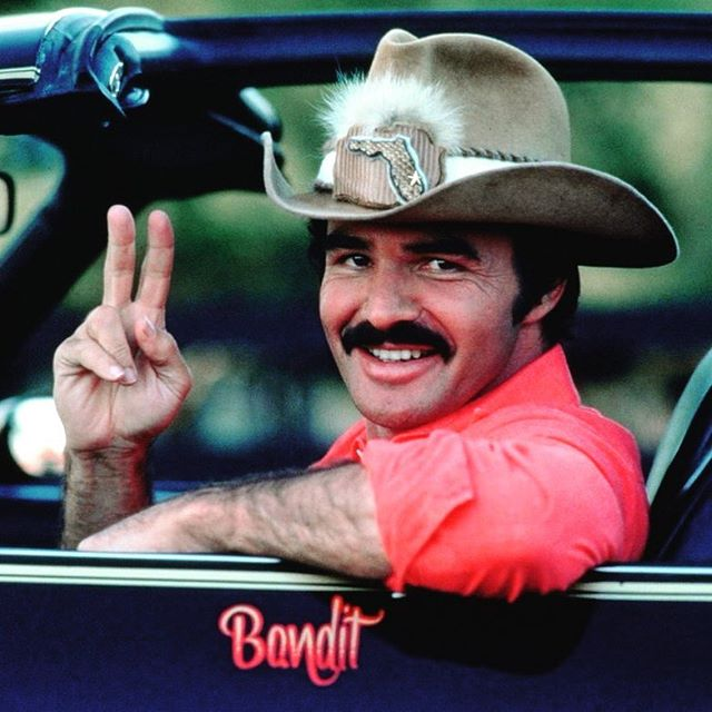 Burt Reynolds was one of the most iconic actors of all time. He was funny, charming, and a badass. He will be missed RIP Burt Reynolds. #ripburtreynolds #burtreynolds #boogienights #longestyard #smokeyandthebandit #friendsforeels #podcast