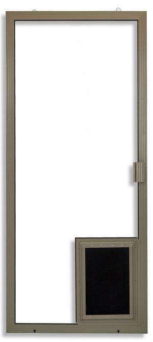Century in Adobe with Pet Door Installed
