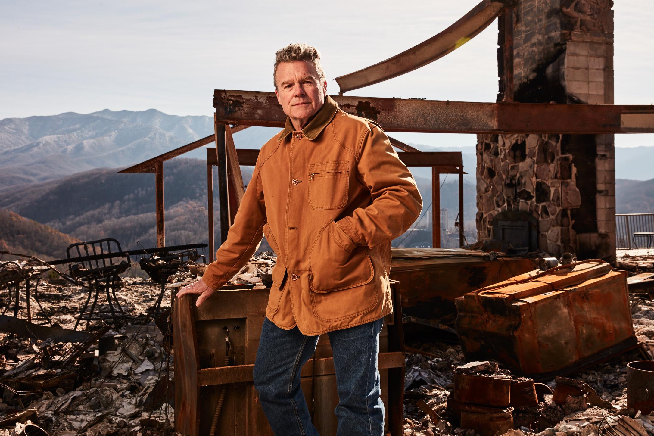 Mayor Mike Werner -