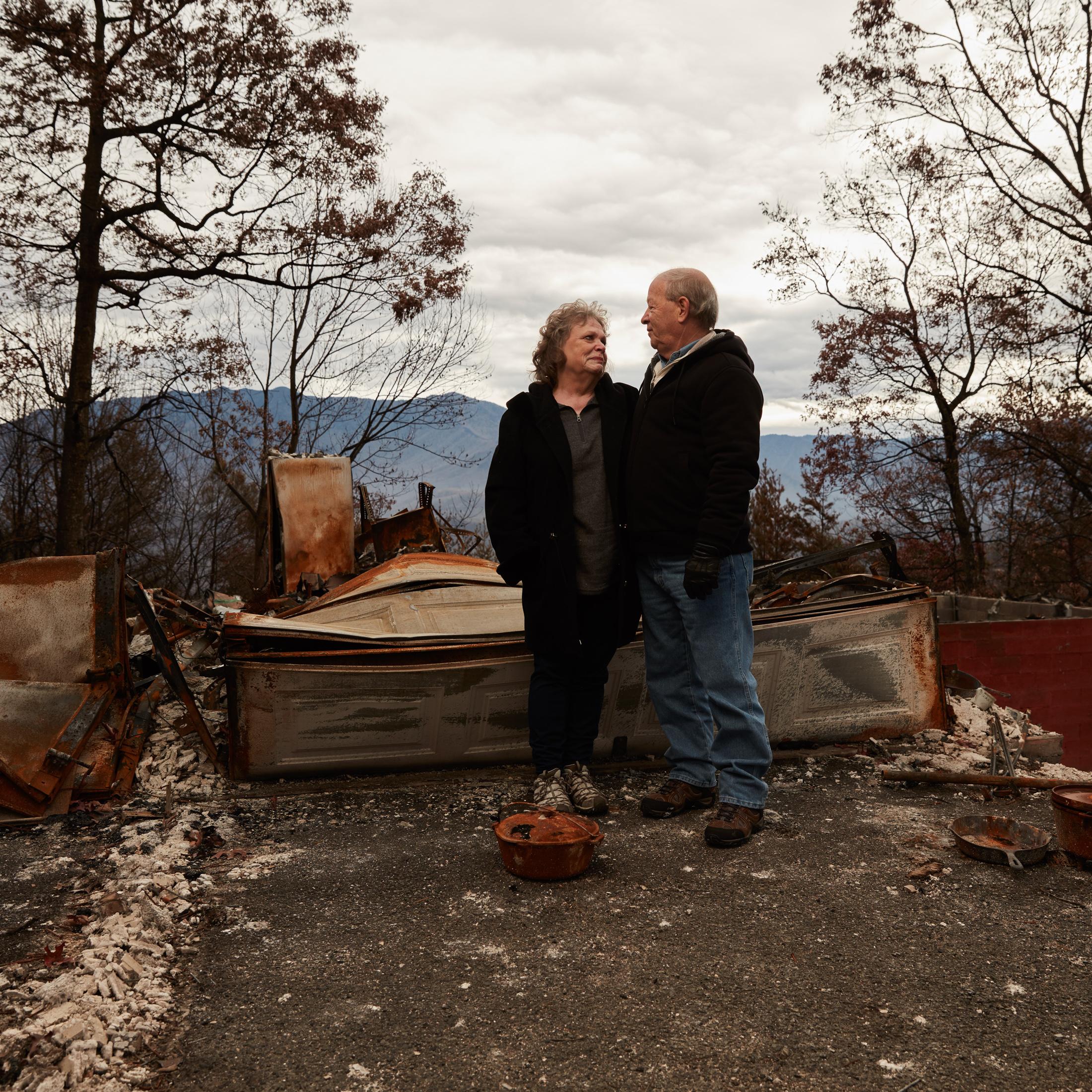 Gary and linda jackson -