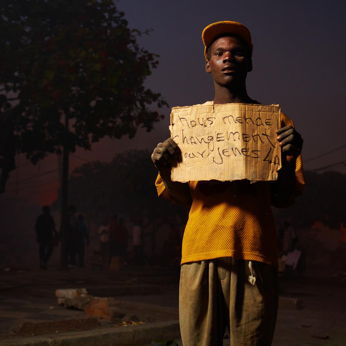 voices of haiti -
