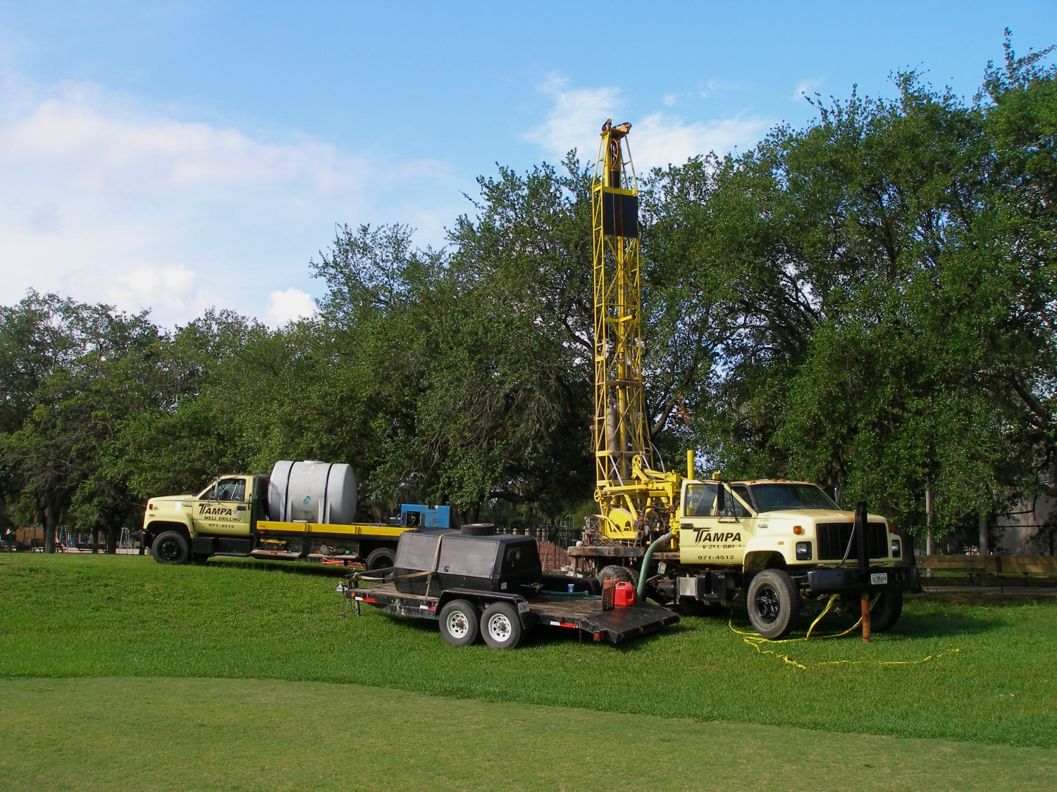 With over 100 years of combined experience, our skilled staff can handle your water well needs. -