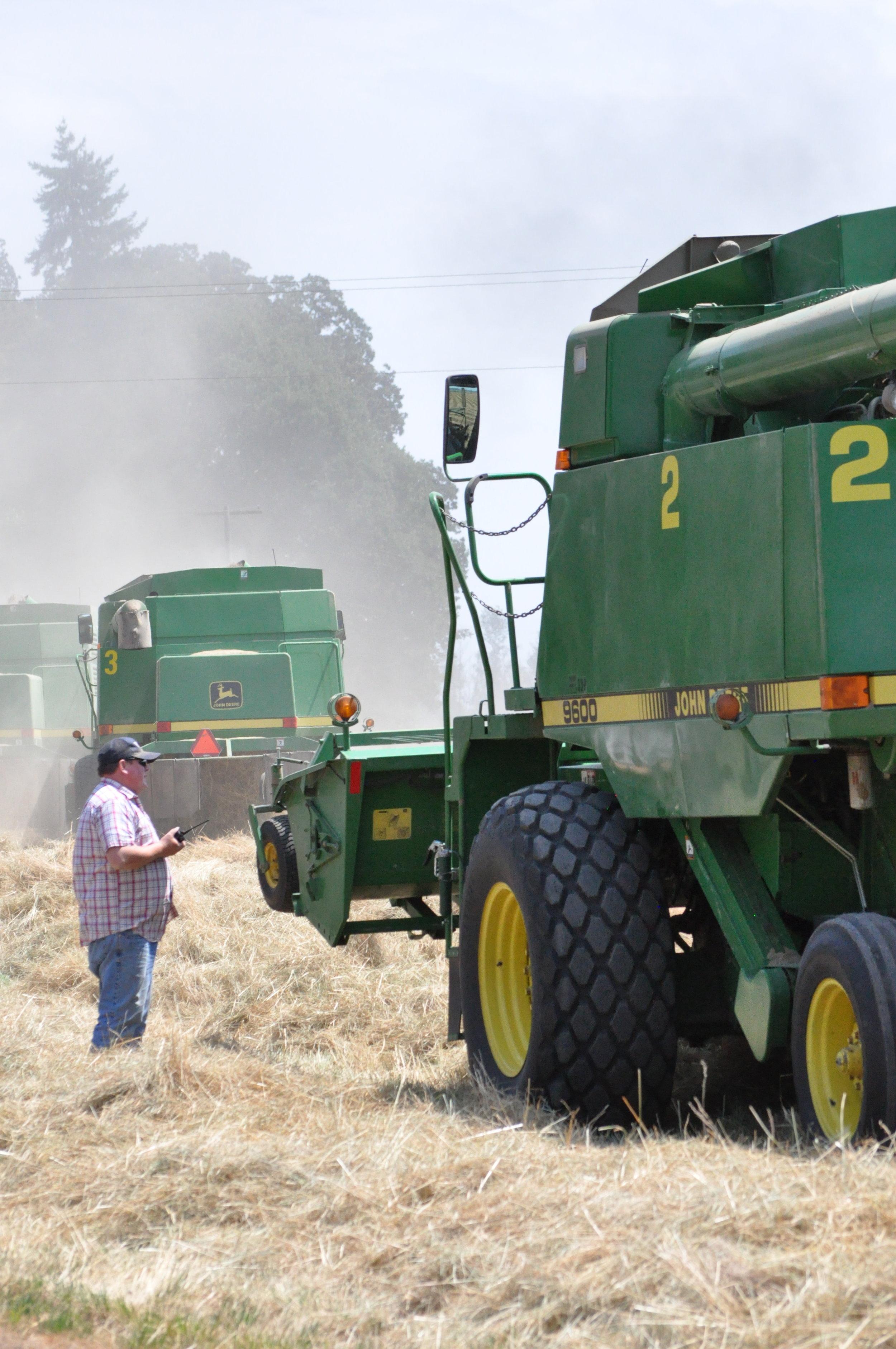 Coleman Agriculture - Crew