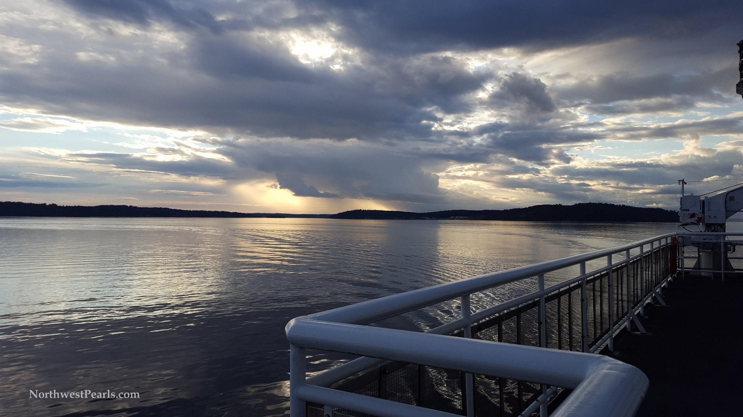 Northwest Pearls: Anderson Island