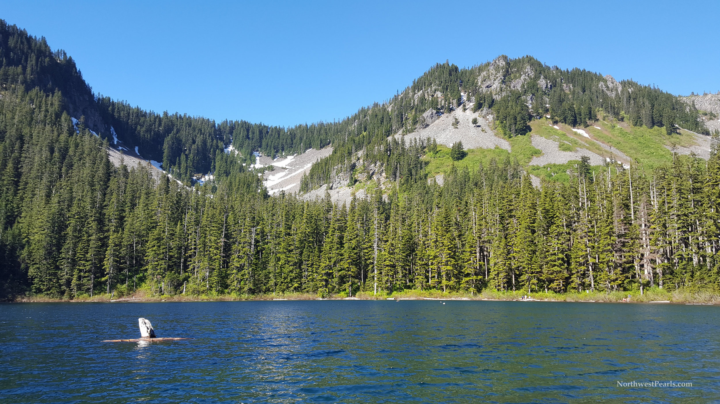 Northwest Pearls: Annette Lake