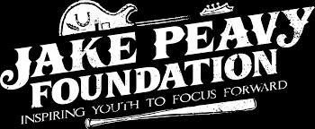 Jake Peavy Foundation black logo.png