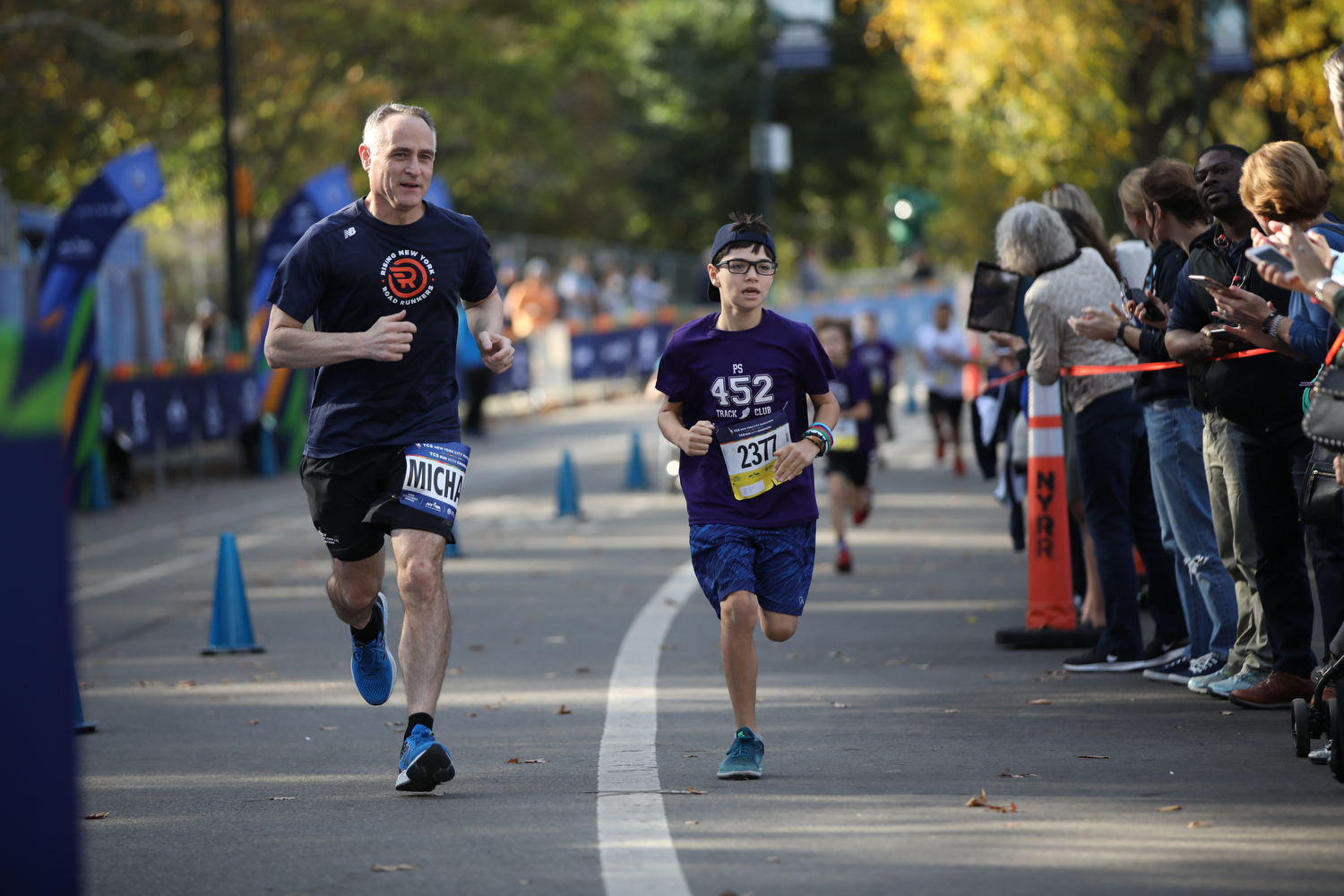 Photo by Da Ping Luo for NYRR