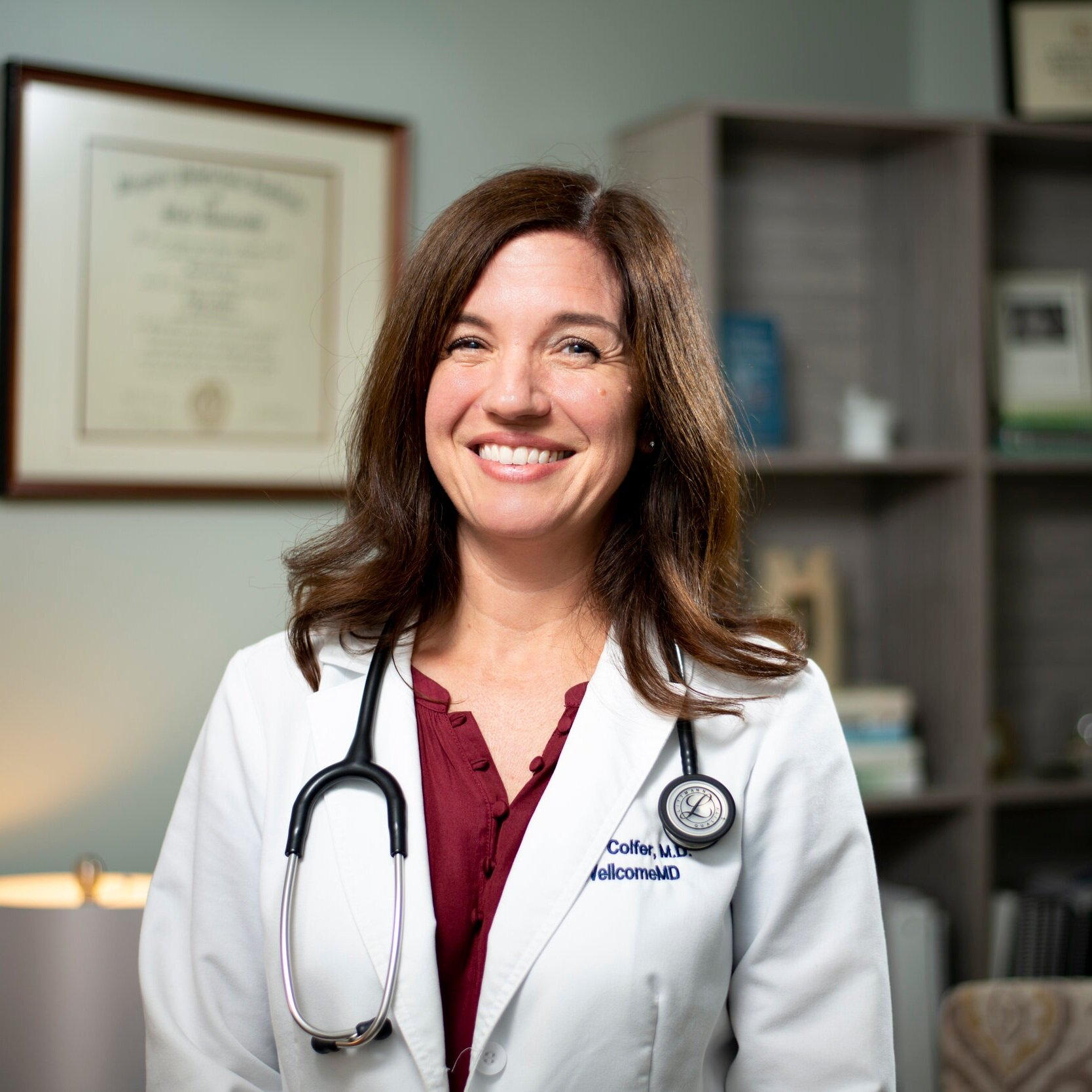 Dr. Mary Colfer, M.D.