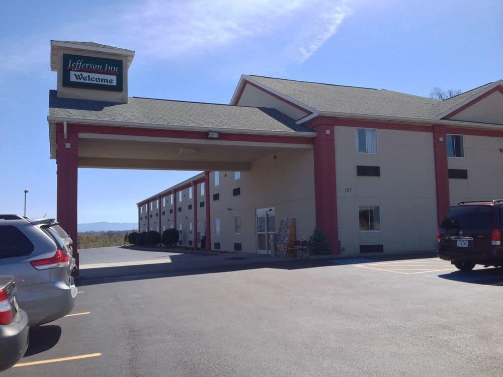 Jefferson Inn   127 Sharon Road Dandridge, TN 37725 (865) 940-5042