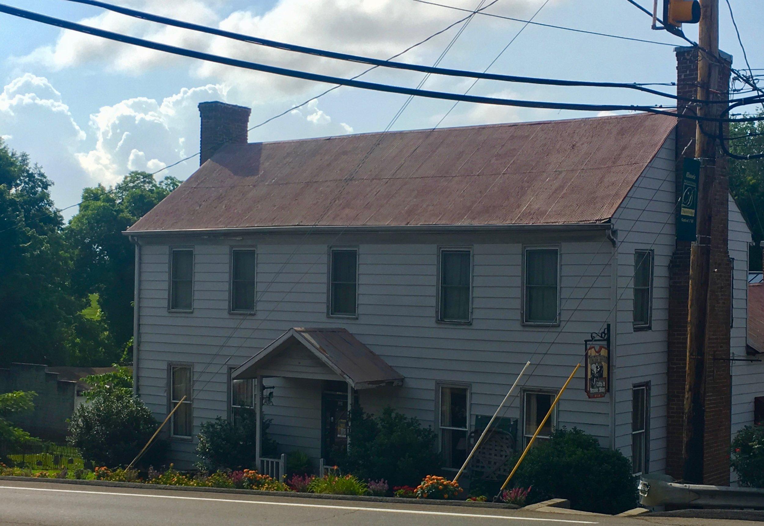 101 E. Meeting Street – Thomas Tavern circa 1843