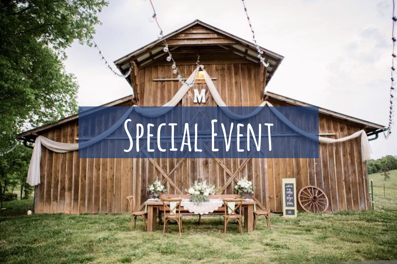 In need of a venue for a special occasion? Jefferson County has just the place for you!